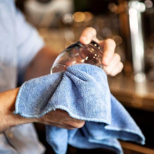 Washing Glass